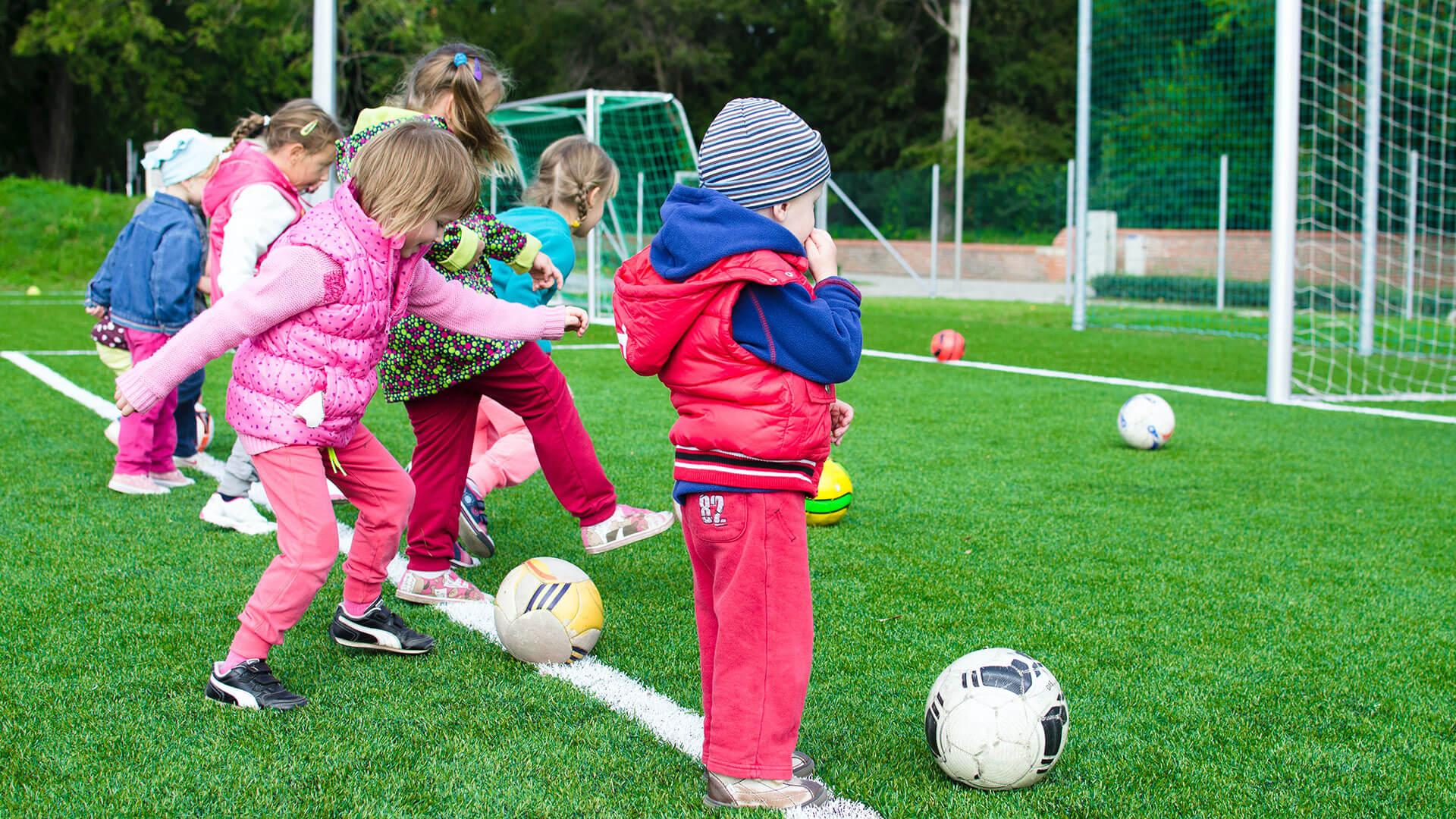 barn-fotball